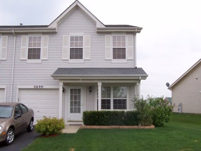 2600 Stowe Court, Plainfield, IL 60586 - MLS#: 10017994