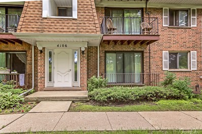 4106 Cove Lane UNIT 1D, Glenview, IL 60025 - MLS#: 10018105