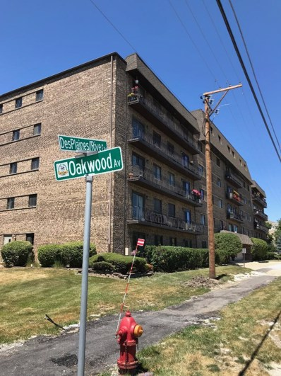 960 S River Road UNIT 504, Des Plaines, IL 60016 - MLS#: 10018140