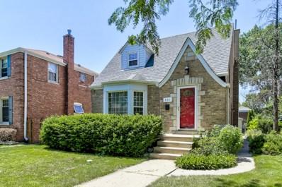 114 N Delphia Avenue, Park Ridge, IL 60068 - MLS#: 10018177