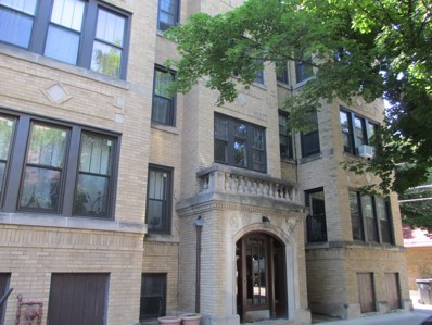 6010 N GLENWOOD Avenue UNIT 3, Chicago, IL 60660 - #: 10018278