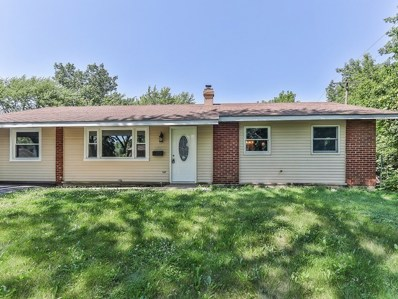 410 Amherst Lane, Hoffman Estates, IL 60169 - #: 10018346