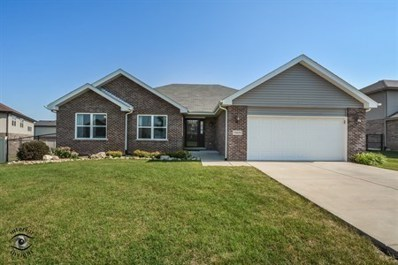 15834 Chippewa Lane, Manhattan, IL 60442 - MLS#: 10018514