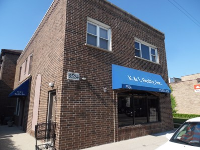 5524 W Lawrence Avenue UNIT 3, Chicago, IL 60630 - MLS#: 10018599
