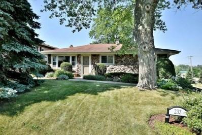 233 Meadow Lane, Lake Zurich, IL 60047 - MLS#: 10018766
