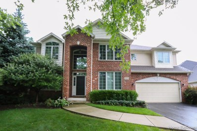 7631 S Eleanor Place, Willowbrook, IL 60527 - MLS#: 10018963