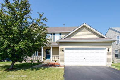 2402 Lotus Drive, Round Lake Heights, IL 60073 - MLS#: 10018989