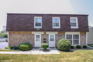 1503 Woodcutter Lane UNIT D, Wheaton, IL 60189 - MLS#: 10019268