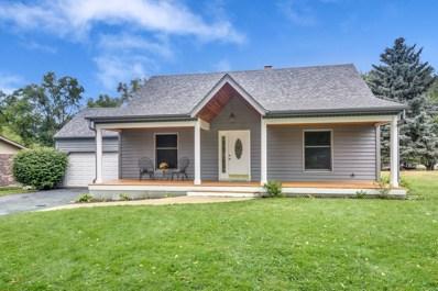 1404 Frances Avenue, Johnsburg, IL 60051 - MLS#: 10019287