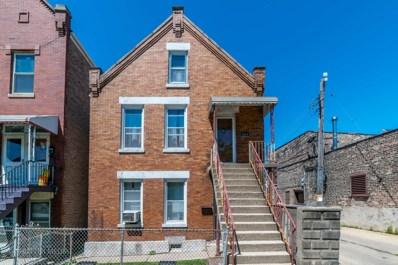 3814 S Hermitage Avenue, Chicago, IL 60609 - MLS#: 10019300