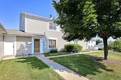 1534 CORNELL Circle UNIT 34D, Hoffman Estates, IL 60194 - MLS#: 10019408