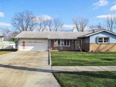 1255 CARSWELL Avenue, Elk Grove Village, IL 60007 - MLS#: 10019465