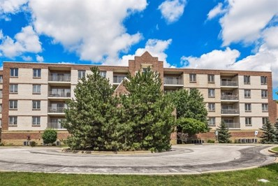 201 W Brush Hill Road UNIT 401, Elmhurst, IL 60126 - MLS#: 10019487