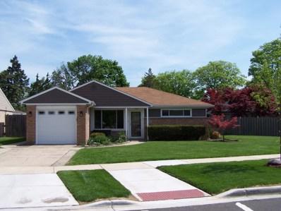 1097 W Villa Drive, Des Plaines, IL 60016 - MLS#: 10019637
