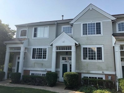 1813 Concord Drive, Glendale Heights, IL 60139 - MLS#: 10019706