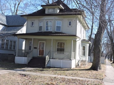 592 S Rosewood Avenue, Kankakee, IL 60901 - #: 10019732