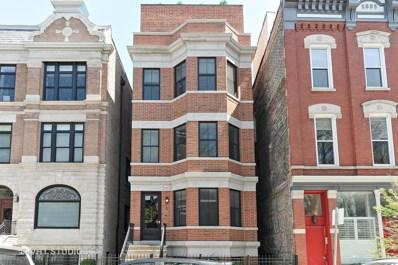 1905 N Bissell Street UNIT 3, Chicago, IL 60614 - MLS#: 10019848
