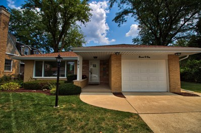 701 S Western Avenue, Park Ridge, IL 60068 - MLS#: 10019873