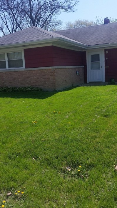11 Marquette Place, Park Forest, IL 60466 - MLS#: 10020021
