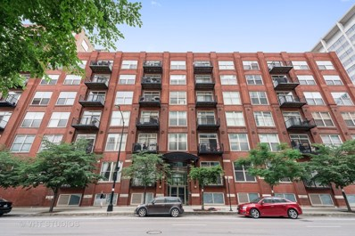 420 S Clinton Street UNIT 518, Chicago, IL 60607 - #: 10020027