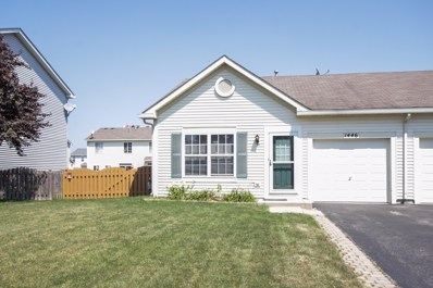 1446 Levato Lane UNIT 1446, Minooka, IL 60447 - MLS#: 10020162