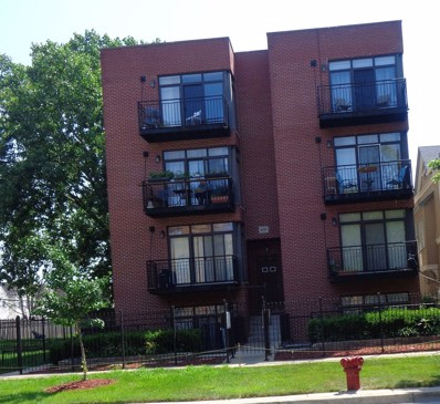 6123 S Kimbark Avenue UNIT 1S, Chicago, IL 60637 - MLS#: 10020184
