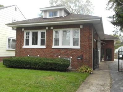 14817 Grant Street, Dolton, IL 60419 - MLS#: 10020202