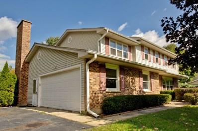 5016 Daniel Drive, Crystal Lake, IL 60014 - MLS#: 10020369