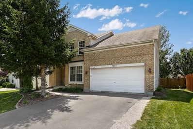 7222 Courtwright Drive, Plainfield, IL 60586 - MLS#: 10020438
