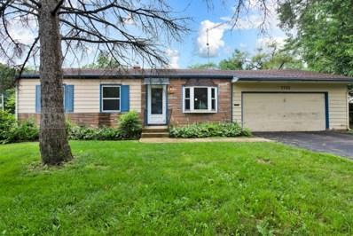 7722 Westview Lane, Woodridge, IL 60517 - MLS#: 10020607