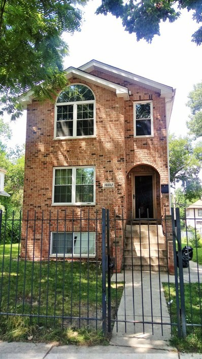 10352 S Wallace Street, Chicago, IL 60628 - #: 10021078