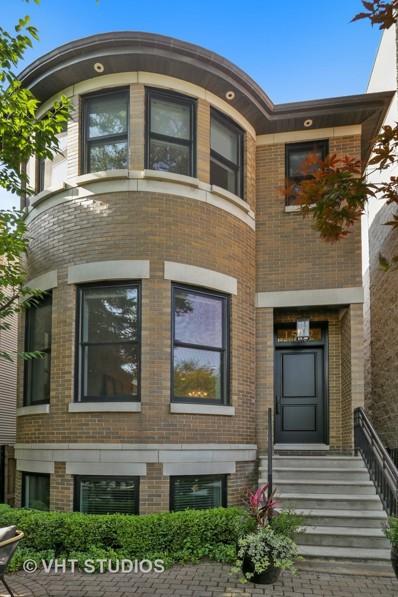 1532 W Wolfram Street, Chicago, IL 60657 - #: 10021425