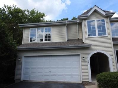 1501 GOLDEN OAK Drive, Woodstock, IL 60098 - #: 10021524