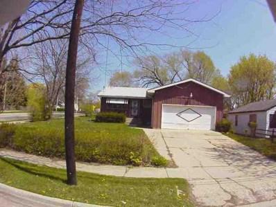 953 Pine Street, Waukegan, IL 60085 - MLS#: 10021546