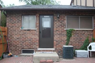 1S133  Ingersoll Lane UNIT 133, Villa Park, IL 60181 - #: 10021591