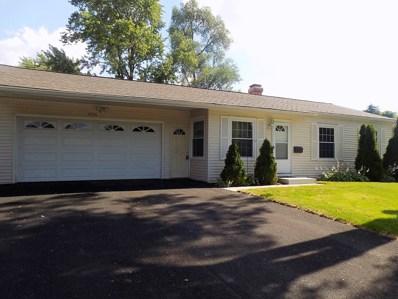 1655 Evergreen Avenue, Hanover Park, IL 60133 - MLS#: 10021650