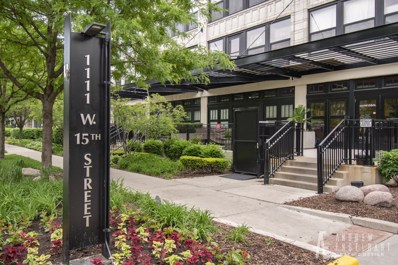1111 W 15th Street UNIT 226, Chicago, IL 60608 - MLS#: 10021868