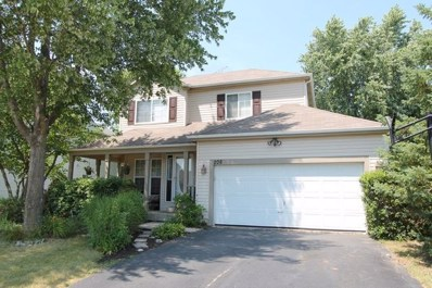 208 W Country Walk Drive, Round Lake Beach, IL 60073 - MLS#: 10021952