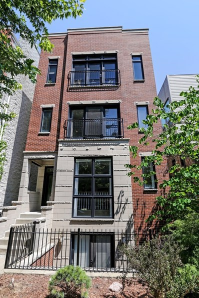 1028 W Newport Avenue UNIT 3, Chicago, IL 60657 - #: 10022231
