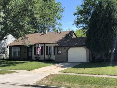 119 Crestwood Drive, Streamwood, IL 60107 - #: 10022257