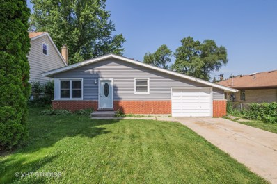 316 Oak Avenue, Wood Dale, IL 60191 - #: 10022379