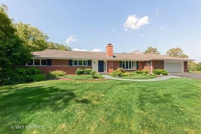 520 W Merri Oaks Road, Barrington Hills, IL 60010 - MLS#: 10022547