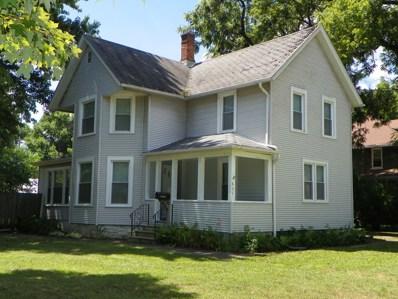 411 E Chippewa Street, Dwight, IL 60420 - MLS#: 10022671