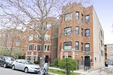 1614 W Columbia Avenue UNIT 4, Chicago, IL 60626 - MLS#: 10022801