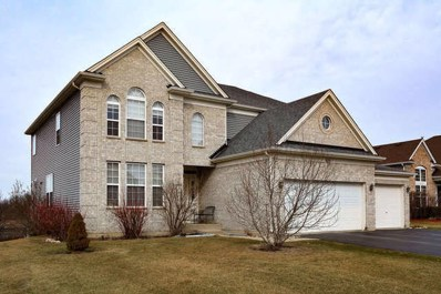 878 Forest View Way, Antioch, IL 60002 - #: 10022953