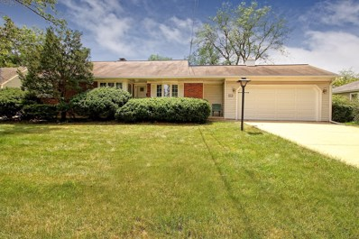 324 Pershing Avenue, Wheaton, IL 60189 - #: 10023195