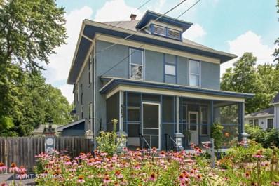 517 S Jefferson Street, Woodstock, IL 60098 - MLS#: 10023433