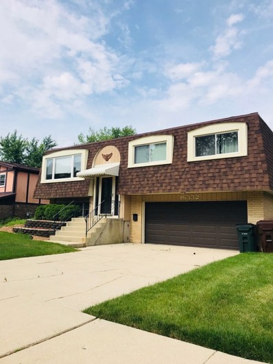 16332 67TH Court, Tinley Park, IL 60477 - MLS#: 10023445