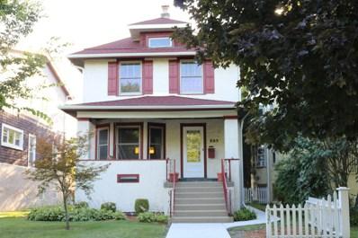 537 S Lombard Avenue, Oak Park, IL 60304 - MLS#: 10023519