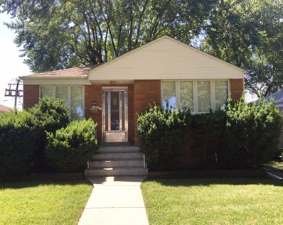 3424 Louis Street, Franklin Park, IL 60131 - MLS#: 10023610